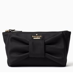 Kate Spade Bow Front Cosmetic Bag